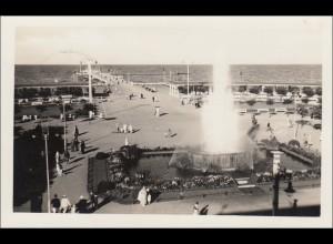 Danzig: Ansichtskarte nach Plauen 1934