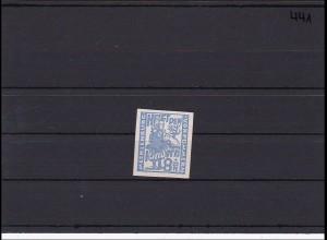 SBZ MiNr. 27 aU, ** postfrisch, breitrandig geschnitten