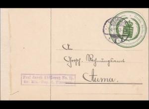 Grossherzogliches Sächsisches Staatsministerium Weimar nach Auma 1913