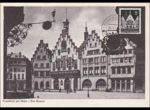 BiZone: Maximumkarte Frankfurt / Main