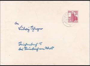 BiZone: Brief aus Steinbach 1948
