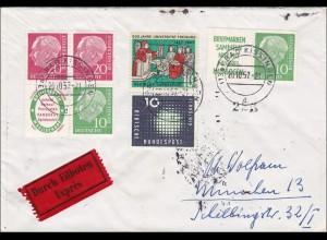 Eilboten aus München 1957