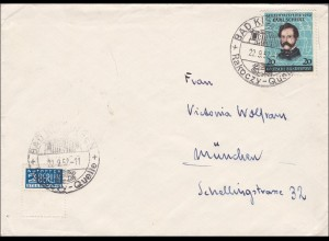 Brief aus Bad Kissingen 1952