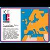 Ganzsache: 10 Jahre EC- Eurocheque