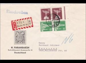 Einschreiben nach Hannover - D24
