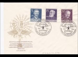 FDC: 1948 - Otto Lilienthal - Großtauschtag