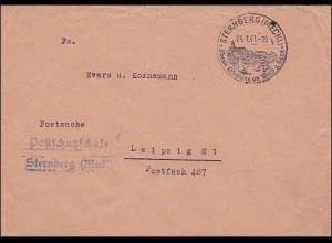 Postschutzschule Sternberg/Mecklenburg