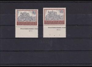Generalgouvernement (GG) Bauten, **, 113-116, Sektorennummer 10 Zloty